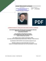 Updated Curreculum Vitae Vision Mission Al Bakry Aug 2010