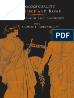 (Joan Palevsky Imprint in Classical Literature) Hubbard, Thomas K-Homosexuality in Greece and Rome _ a Sourcebook of Basic Documents-University of California Press (2003)