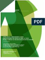 APTIS-VSTEP COMPARABILITY STUDY