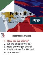 Federalism ProfOlivar