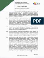 Regl Armonizacion Nomenclatura 048 2018