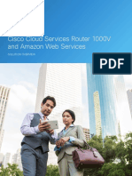 Cisco CSR 1000v