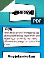 Pun Examples