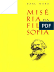 A Miseria Da Filosofia - Karl Marx