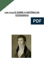 Um Pouco Sobre a História Da Fotografia - Imagens - 97-2003