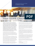 GDPR Checklist MLD Final
