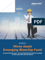 Mirae Asset Emerging Bluechip Fund April
