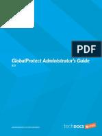 GlobalProtect Admin Guide PANOS 8.0
