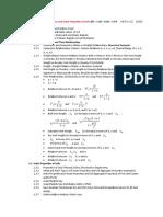 Detailed Syllabus of Soil Mechanics