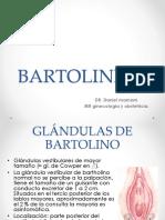 Bartholinitis Tema