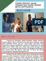 Manajemen Perawat Dalam Lumbal Drainage Pada Pasien Dengan