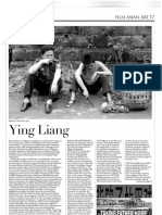 Interview with Ying Liang