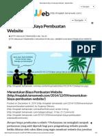 Proposal penawaran