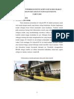 Laporan Hasil Winshield Survey Di Rw 01 Kelurahan Surau Gadang Kecamatan Nanggalo Padang