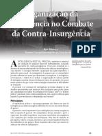 Organização Da Inteligência Em Operações Contra Insurgência