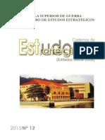 Cadernos de Estudos Estratégicos