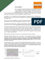 PGT, PrimeConsiderazioni