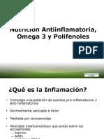 Nutricion Antiinflamatoria, Omega 3 y Antioxidantes_beneficios Para La Salud