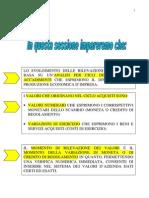 Corso di contabilità e bilancio SESSIONE - 3