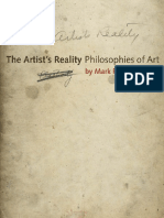 255036857 Rothko Mark the Artist s Reality Philosophies of Art