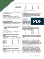 FM1 04 Investment Risk and Return Excercises