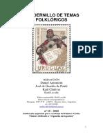 Folklore 19 (El Gaucho y La Poesía)