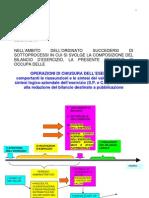 Corso di contabilità e bilancio SESSIONE - 10