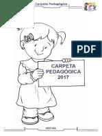 Carpeta Pedagógica - Inicial 2017 n 284- j.c.m.