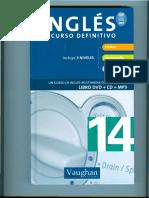 Curso de Inglés Vaughan - El Mundo - Libro 14