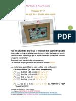 Proyecto Caja con Shadow box