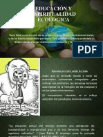 Educación y Espiritualidad Ecológica