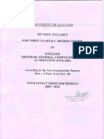 English(H&Gen)Revised SyllabusModified