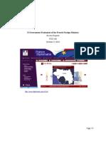 E-Government Evaluation