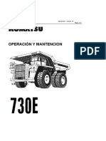 127363250 Manual Operacion Mantenimiento Camion Komatsu 730e