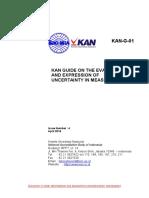 G-01 KAN Guide on Measurement Uncertainty (en) (1)