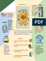 Infograafia Medios de Comunicación Masiva