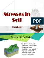 Chapter 6_stresses in Soil