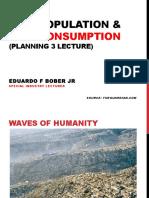 _Plan 3_Overpopulation & Overconsumption