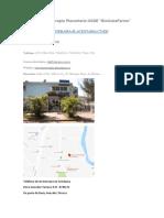 Centro de Histoterapia Placentaria OSDE