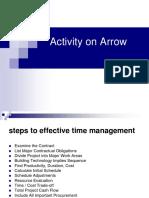Slide 6 Activity on Arrow