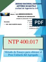 Lab n3 Peso Unitario Expo