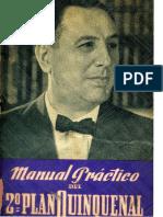Segundo Plan Quinquenal Manual Practico