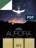 Aurora 001 Boletín de la Confederación de los Supremos Consejos Europeos