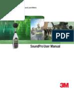 3M Quest SoundPro DL Man 2013rK