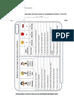 Programa de Seguimiento de Instrucciones en Complejidad Creciente - Ficha 1