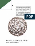 Tercer informe Deloitte (Banco Popular )