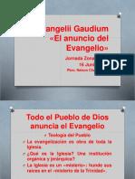 Evangelii Gaudium, Capítulo III.