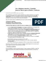 Décimo Transitorio o Régimen Anterior _ Comisión Nacional Del Sistema de Ahorro Para El Retiro _ Gobierno