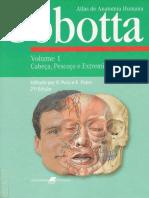 Livro - Sobotta - Atlas Vol1