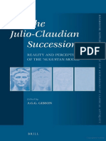 (Mnemosyne Supplements_ History and Archaeology of Classical Antiquity 349) Alisdair Gibson-The Julio-Claudian Succession_ Reality and Perception of the _Augustan Model_-Brill Academic Publishers (201.pdf
